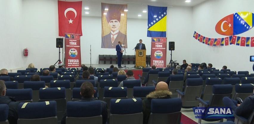 Uz podršku Ambasade Turske, Svečano otvoreno gradsko kino u Sanskom Mostu