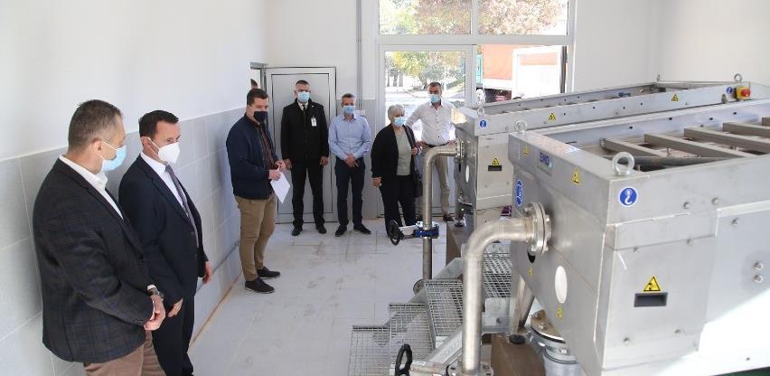 U funkciji rekonstruisani prečistač otpadnih voda vrijedan 1.816.000 eura