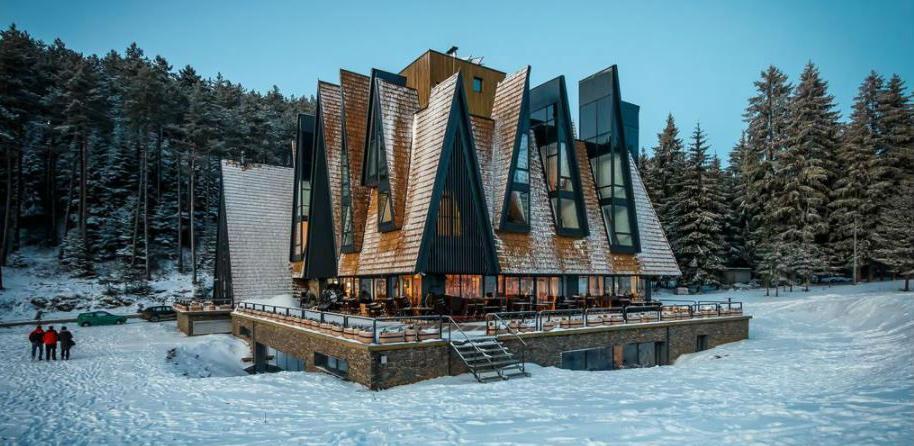 Pino Nature Hotelu - Prvi Šumar stiže još jedna svjetska nagrada