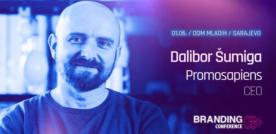Dalibor Šumiga: Ako ne razumijete ljude, kako ćete onda razumjeti kupce?