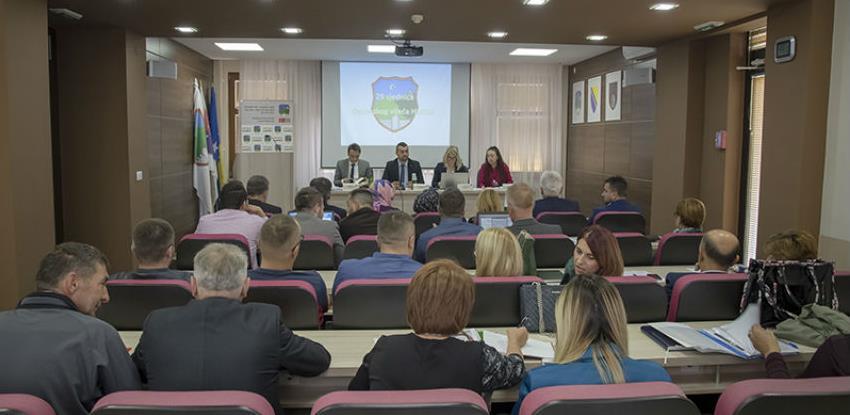 """Jednoglasno usvojen prijedlog Regulacionog plana """"Bosnić polje"""" Hadžići"""