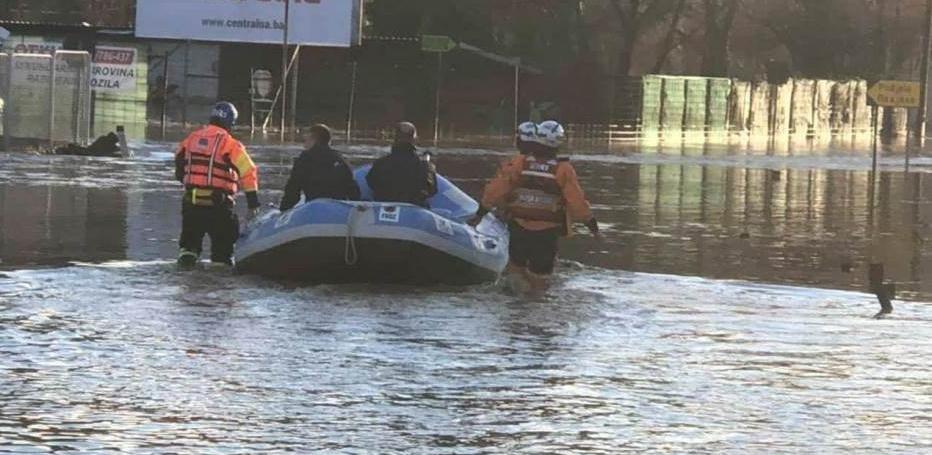 Kiša donijela nove probleme: U nekoliko bh. gradova stanje alarmantno