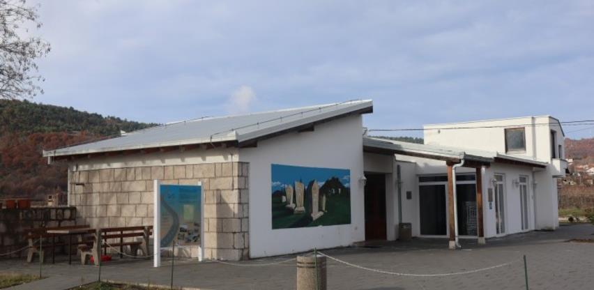 Radimlja obnovila zgradu info centra uz podršku Via Dinarice