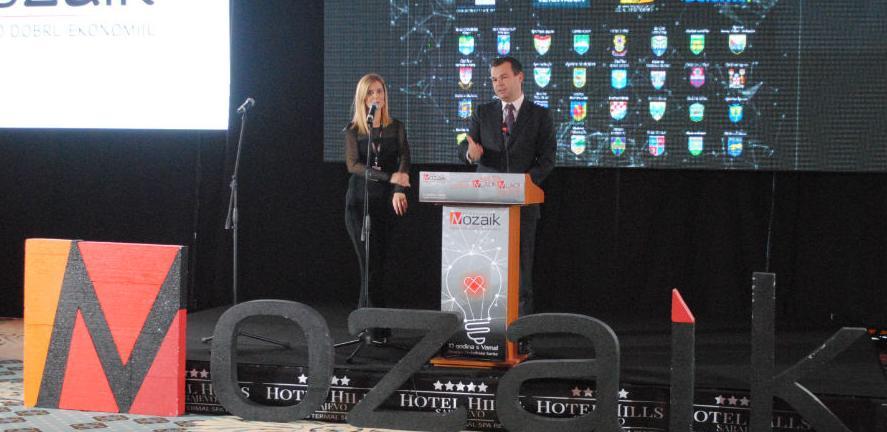 Fondacija Mozaik obilježila deset godina rada sa mladima u BiH