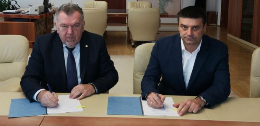 """Potpisan ugovor za izgradnju odmorišta """"Lužani"""""""