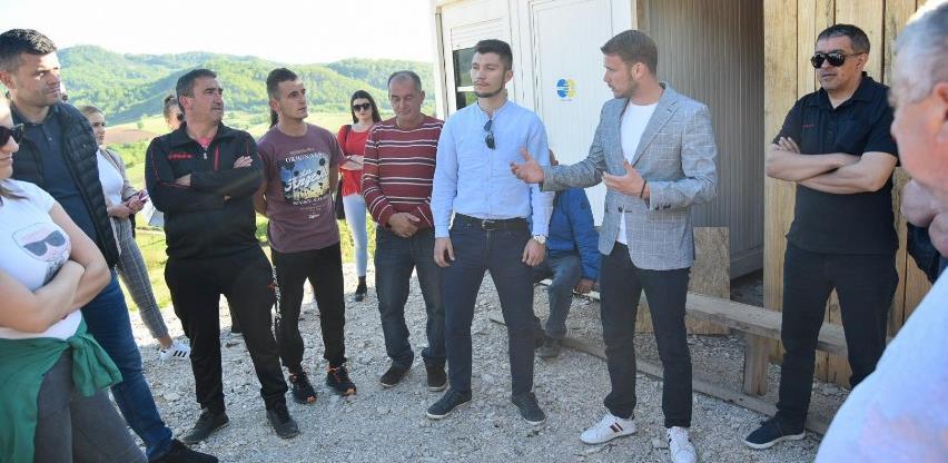 Bronzani Majdan: Nastavak projekta vodosnabdijevanja vrijednog 2,5 miliona KM