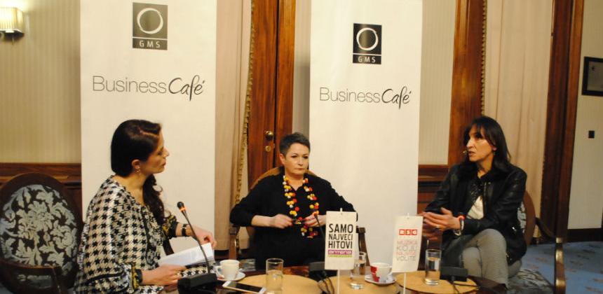 Održan 21. Business cafe: Žene na čelu uspješnih IT i modnih kompanija u BIH