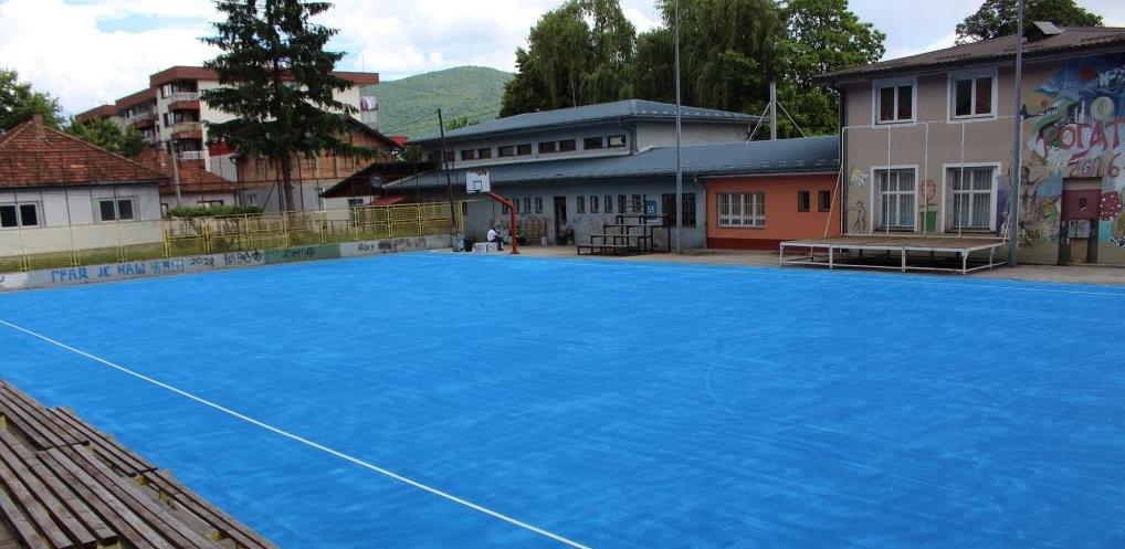 Stadion malih sportova uskoro u novom ruhu