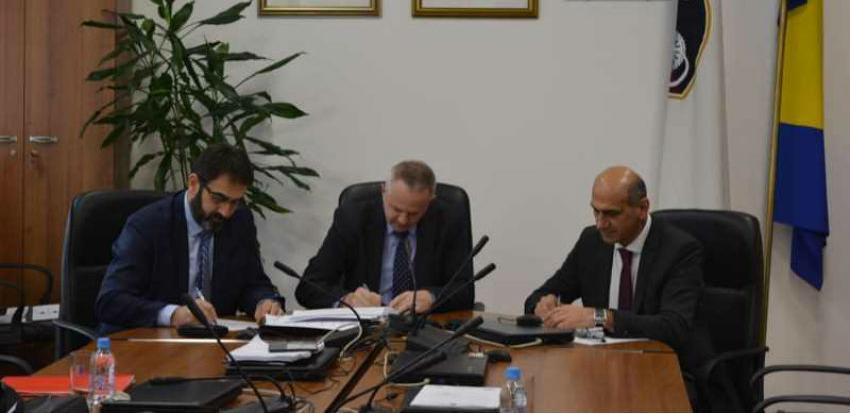 Potpisan sporazum za gradnju kružnog toka u Jošanici