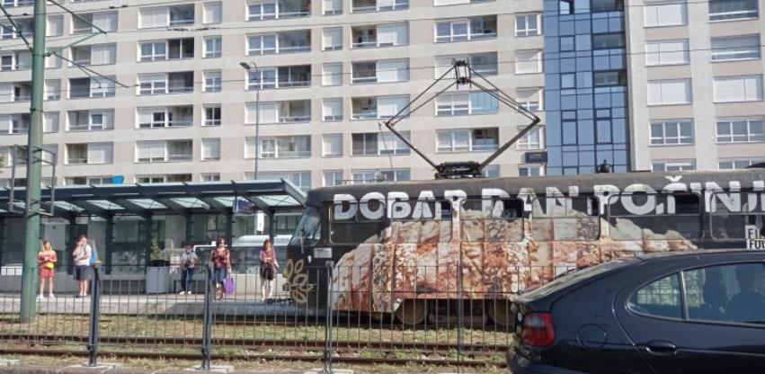 Bez najave otvoreno savremeno tramvajsko stajalište na Otoci, koštalo 230.000 KM