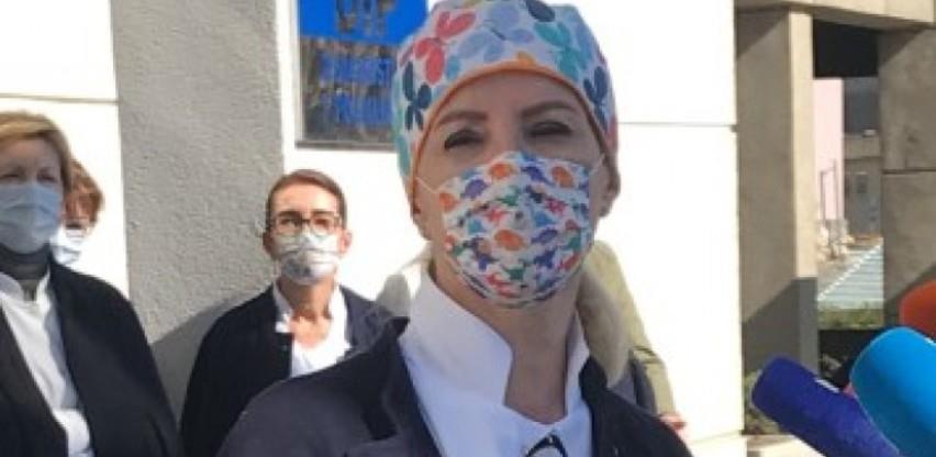 Sebija Izetbegović: Povući ćemo respiratore kad Forto i Vranić potpišu