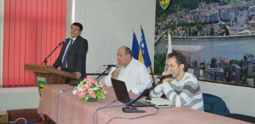 Izgradnja prečistača otpadnih voda u Goraždu moguća na proljeće 2020.