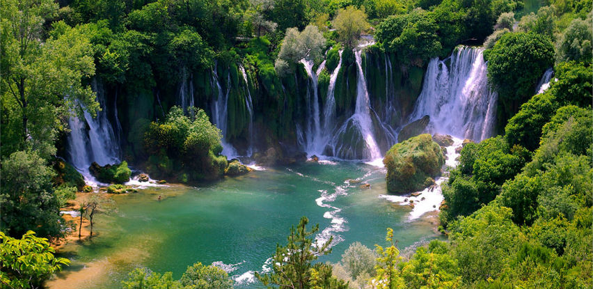 Vodopad Kravice među dvadeset najljepših mjesta u Europi