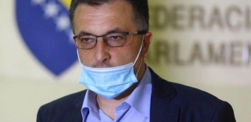 Mustafa Kadribegović, v.d. FUCZ podnio ostavku: Previše je toga...