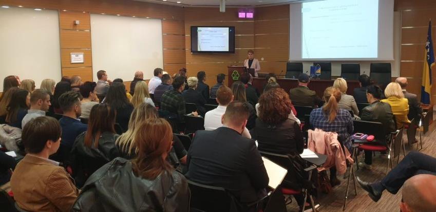 """Edukacija """"Pojednostavljene carinske procedure"""" privukla veliki broj učesnika"""