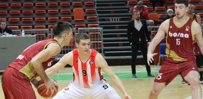 Košarkaši Bosne Royal slavili na gostovanju kod zeničkog Čelika