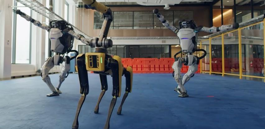 Urnebesno: Pogledajte ples robota Atlasa i Tačkice