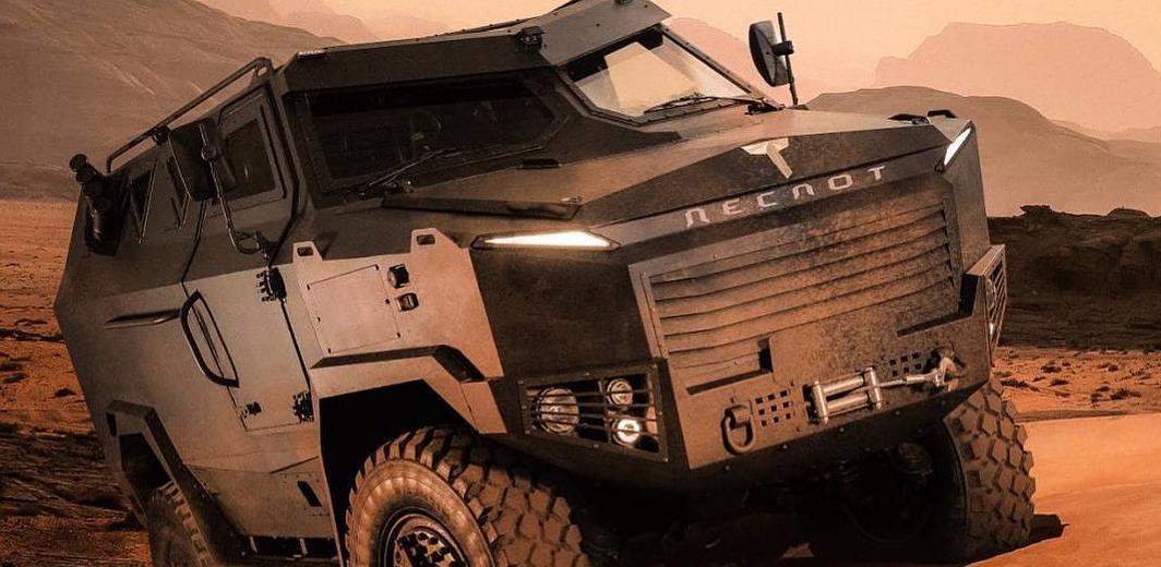 """Despot"" na sajmu naoružanja u Kairu"