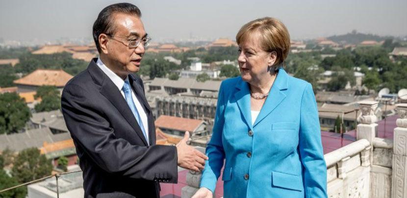 Merkel u posjetu kineskom središtu inovacija visoke tehnologije Shenzhenu