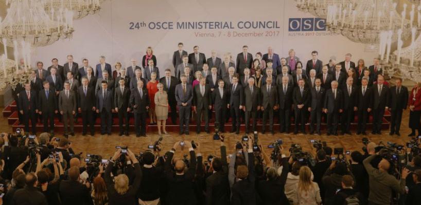Kurz otvorio sastanak ministara OSCE-a u Beču