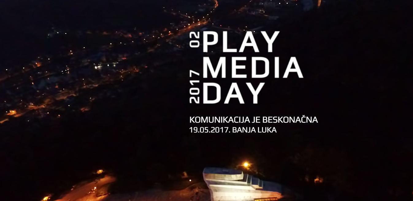 Zašto je važno da budete dioPlay Media Day 02?