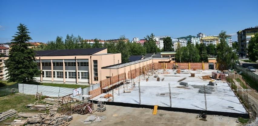 Postavljeni temelji za novu sportsku dvoranu na Starčevici