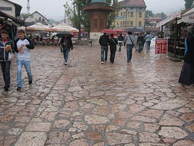 Stari Grad: Uskoro počinje obnova Baščaršijskog trga