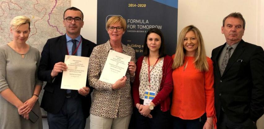 Švedska podrška za antikorupciju u BiH u iznosu od 1,9 miliona KM