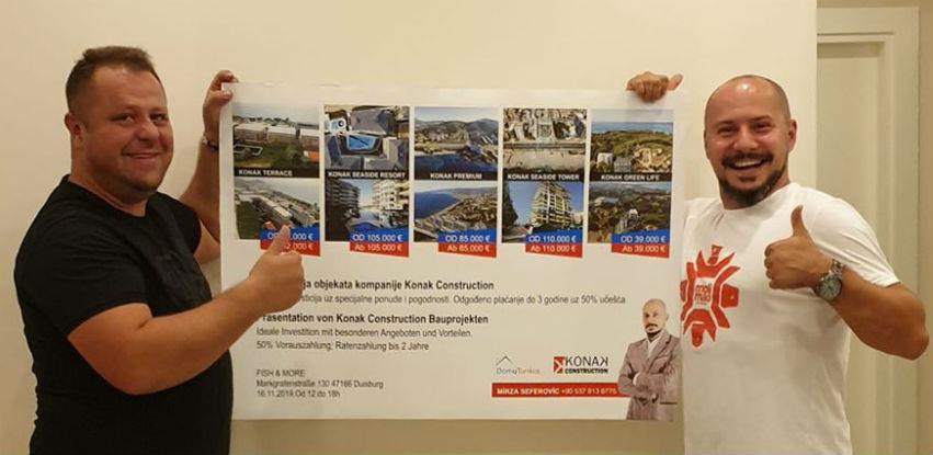 Dom u Turskoj: BiH državljani sve više kupuju nekretnine po povoljnim uslovima
