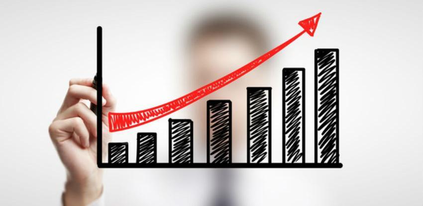 Rast stope prihoda u naredne tri godine