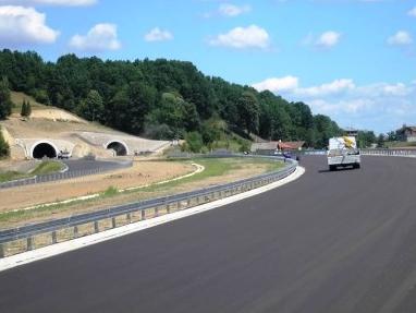 Početak radova na autoputu Prnjavor- Banjaluka