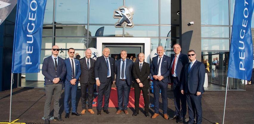 U Mostaru otvoren novi Peugeot koncesionar
