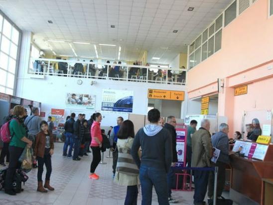 Cilj Aerodroma Tuzla: 480.000 putnika do kraja 2017. godine