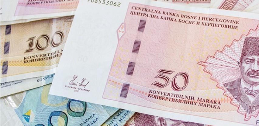Prosječna plata u RS u junu 958 KM