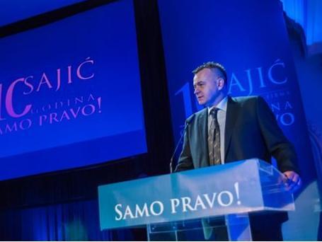 Advokatska firma Sajić proslavila 10 godina postojanja