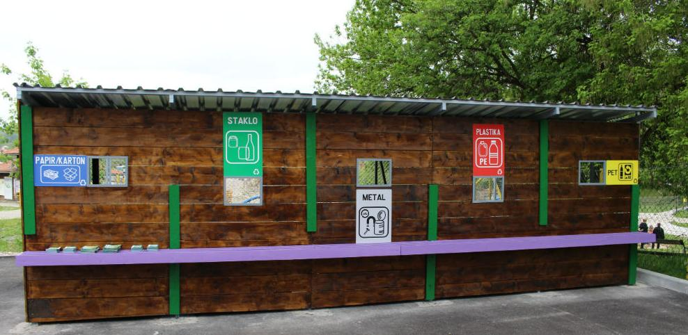 Otvoren Centar za selektivno odvajanje otpada