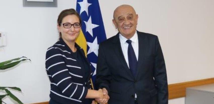Potpisan ugovor o zajmu za Projekt gradskih prometnica Sarajevo