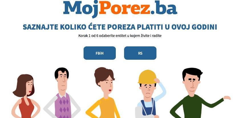 Dan poreske slobode BiH: Izračunajte koliko poreza plaćate državi godišnje