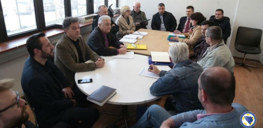 Počeli radovi na novoj zgradi NS/FS BiH