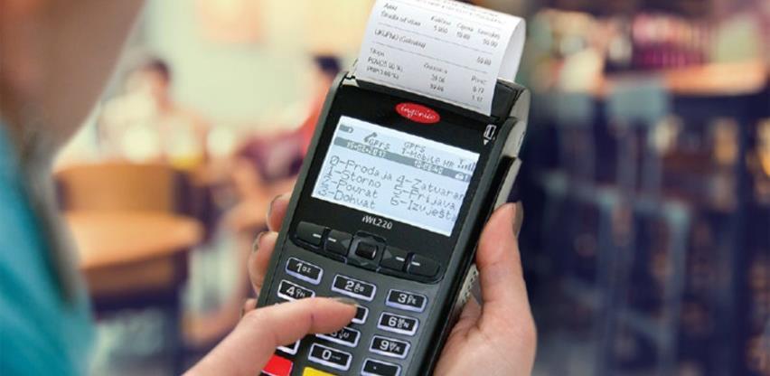 Najviše fiskalnih uređaja u općini Centar - 5.615, u općini Dobretići četiri