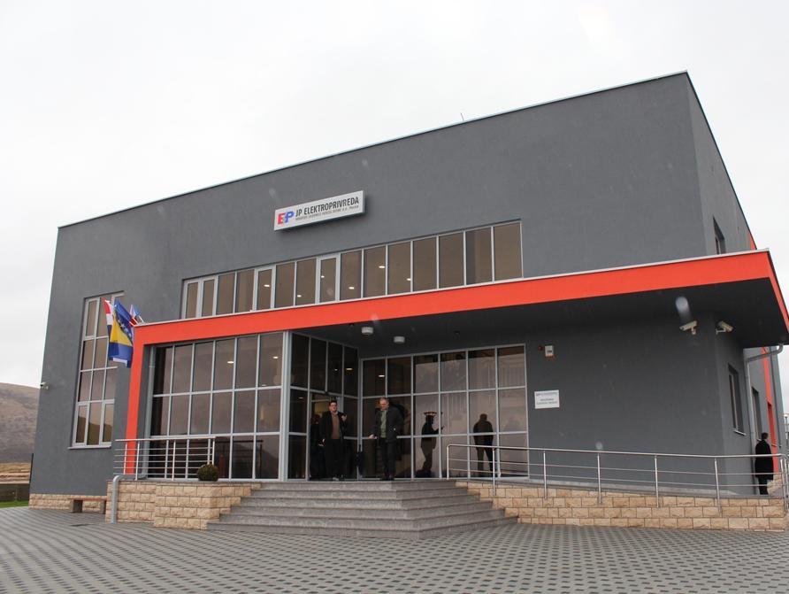 Svečano otvorena nova poslovna zgrada Elektroprivrede HZHB-a