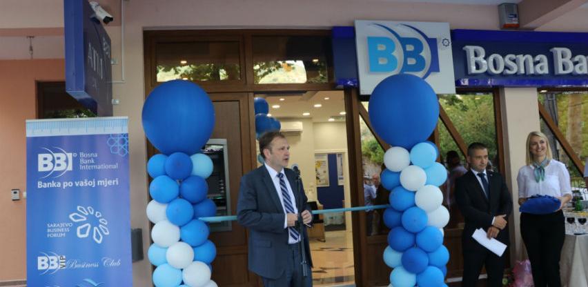 Otvorena poslovnica BBI banke u Stocu