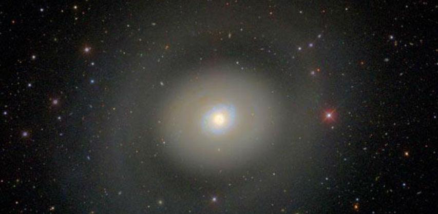 Astronomi otkrili galaksiju bez tamne materije