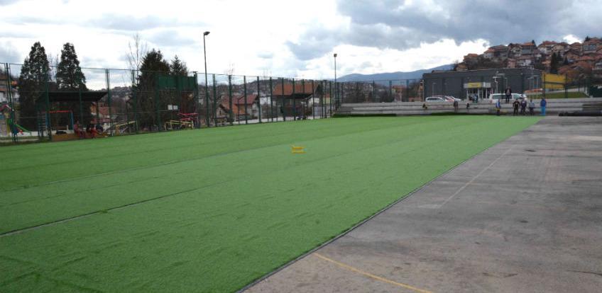 Općina Novi Grad radi na izgradnji novih sportskih sadržaja