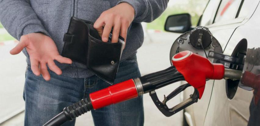 """Pumpadžije """"zaboravile"""" da pojeftine gorivo"""