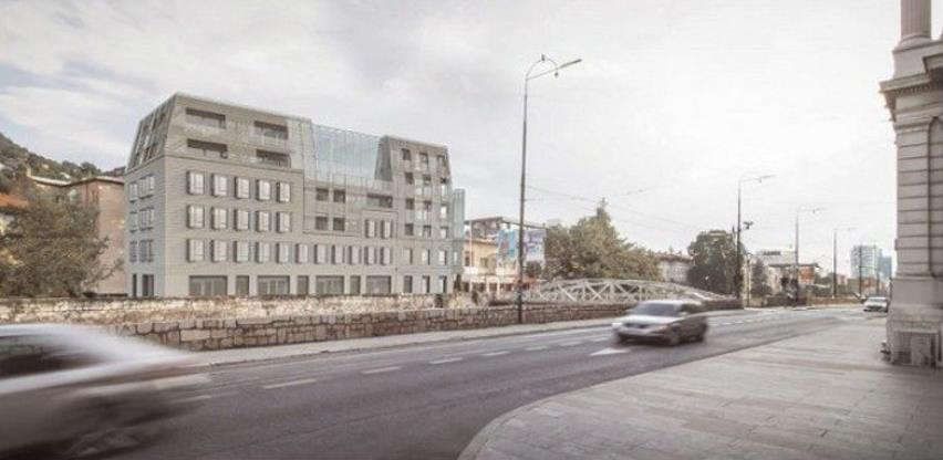 Pogledajte radove na izgradnji nove zgrade na Čobaniji
