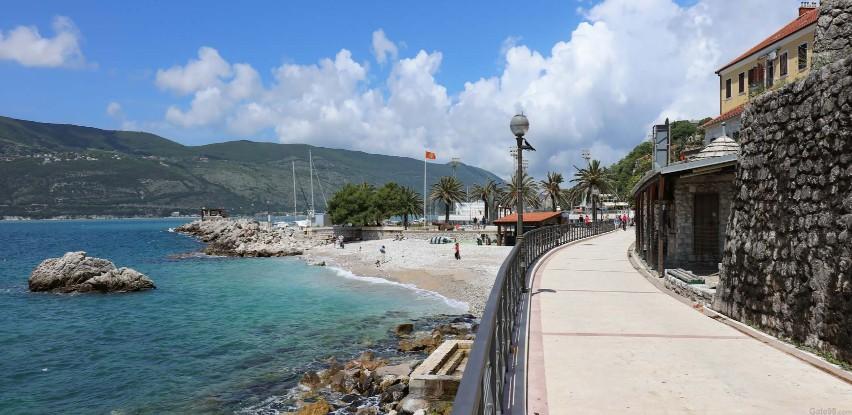 U Herceg Novom posjeta za 10.000 turista veća nego lani