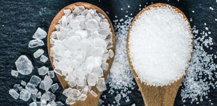 Zabranjen uvoz pošiljke kuhinjske morske soli