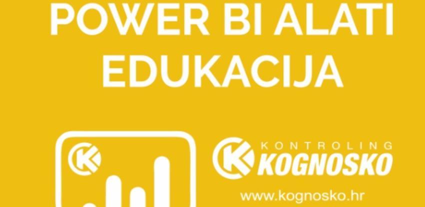 Edukacija Power BI alati: U tijeku upisi 24. skupine polaznika