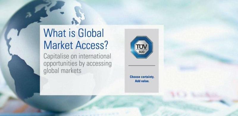 TÜV SÜD podrška u plasmanu vaših proizvoda na evropsko i svjetsko tržište
